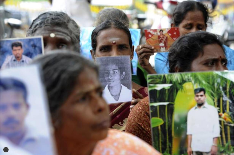 Sri Lankan war widows